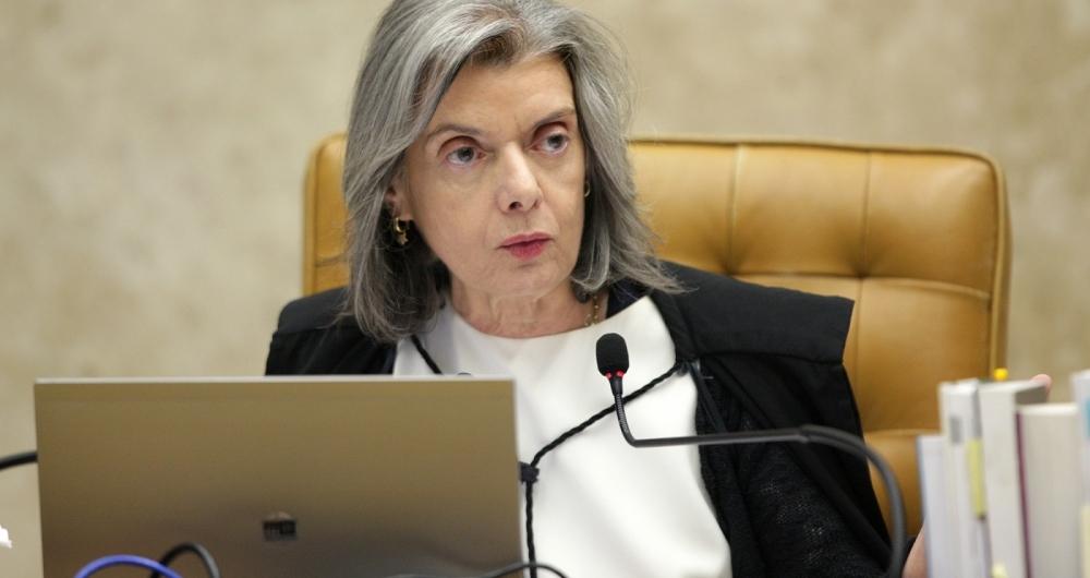 Ministra critica o sistema penitenciário brasileiro