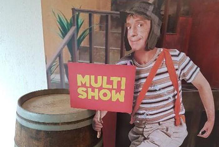 'Chaves' e 'Chapolin' passar�o a ser exibidas pelo Multishow