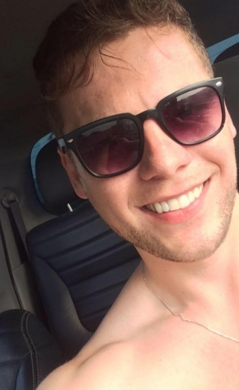 Esequiel Espens, de 27 anos, est� desaparecido desde domingo, quando foi visto pela �ltima vez saindo de uma festa
