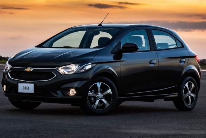 Chevrolet Onix começa o ano com mais uma vitória indiscutível no seu segmento