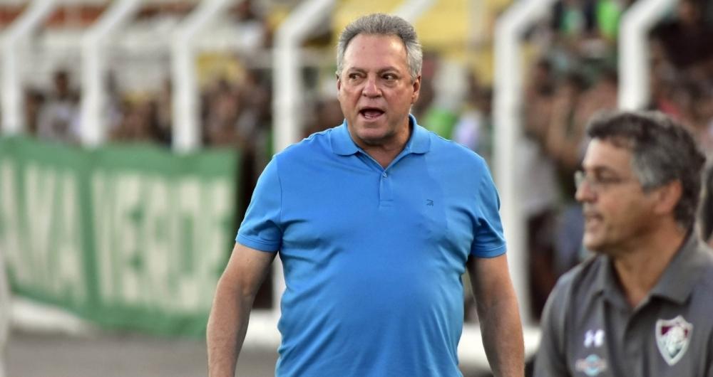 Abel Braga falou sobre possível ida de Dourado para o Flamengo