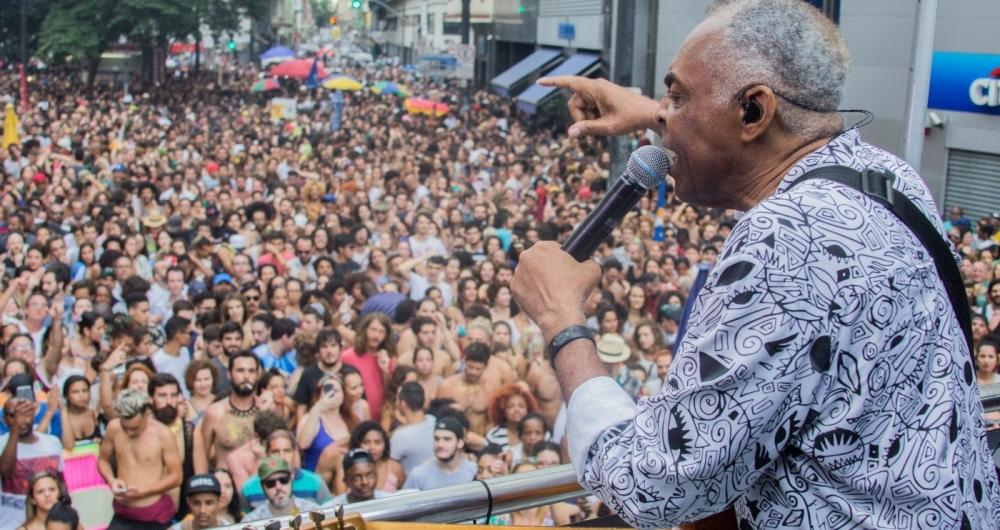 Gilberto Gil: cantor participa de tributo a seu disco 'Refavela', que ganha grava��o de DVD no Circo