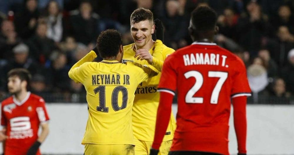 Técnico do PSG não relaciona Neymar