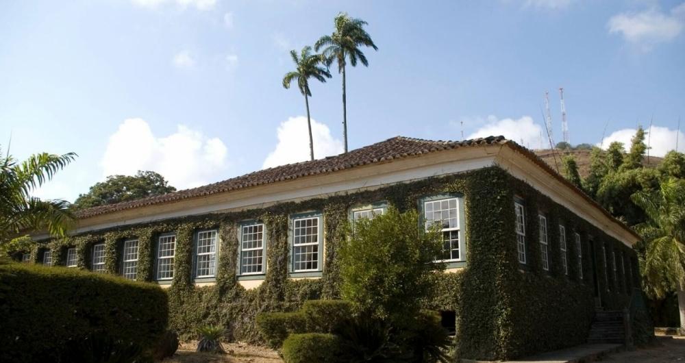 Museu Casa da Hera, em Vassouras, est� no roteiro do Vale do Caf�