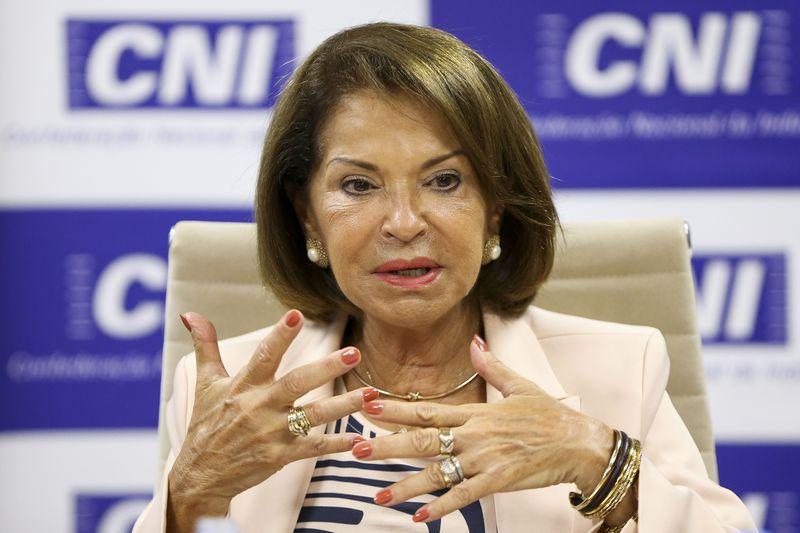 A secret�ria-executiva do Minist�rio da Educa��o (MEC), Maria Helena Guimar�es de Castro