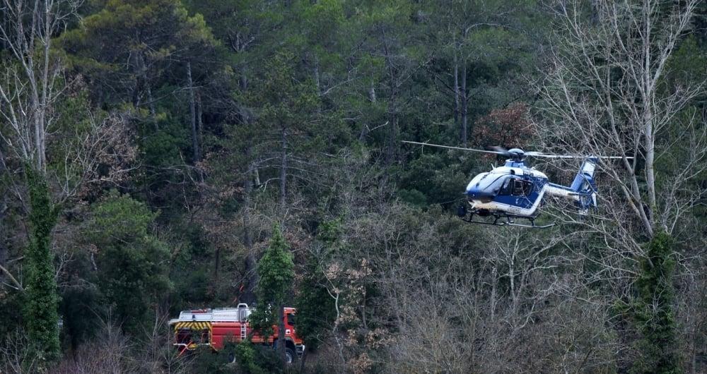 Colis�o entre helic�pteros do ex�rcito deixa 5 mortos