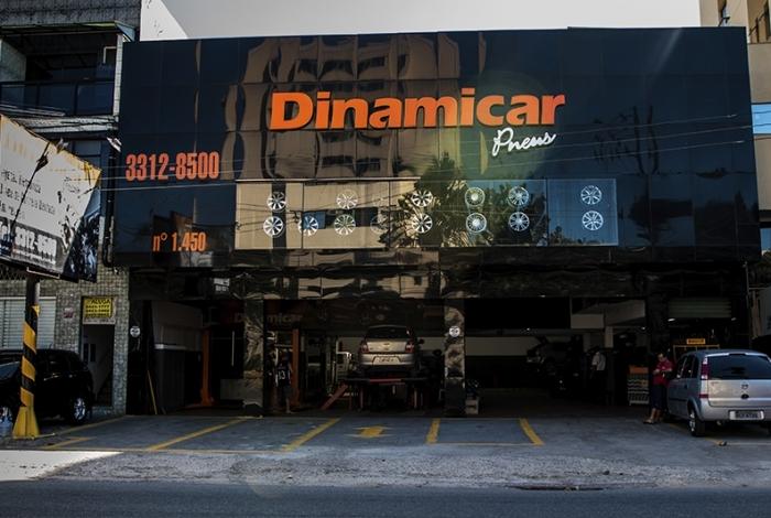 Cliente elogia velocidade em realização de alinhamento e balanceamento na Dinamicar Pneus