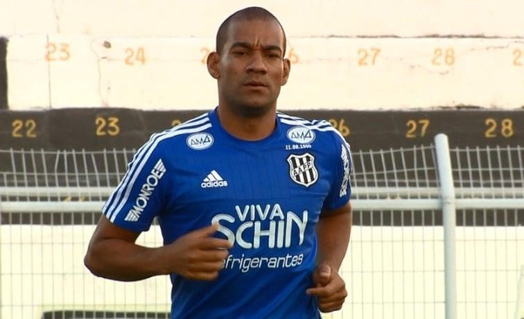 Rodrigo deixou a Ponte Preta