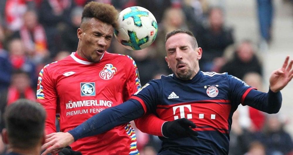 Bayern venceu mais uma na Campeonato Alem�o