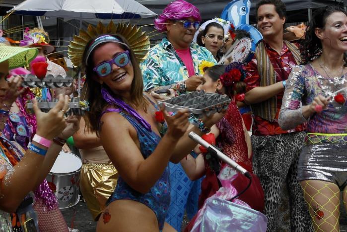 Inscrições de blocos de rua para o Carnaval 2019 começam nesta quarta-feira