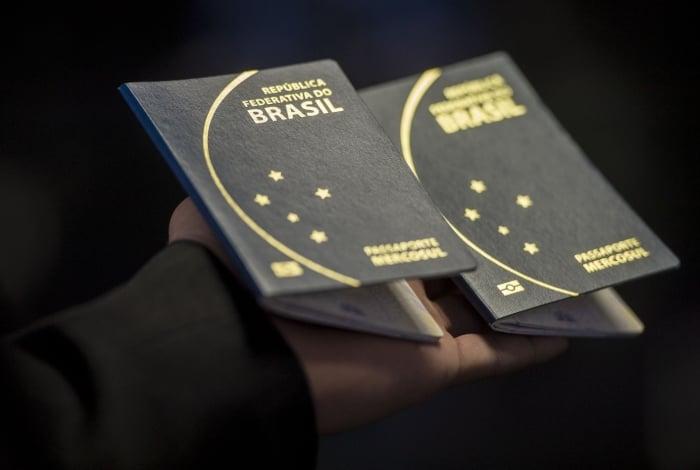 O passaporte brasileiro atualmente tem validade de dez anos