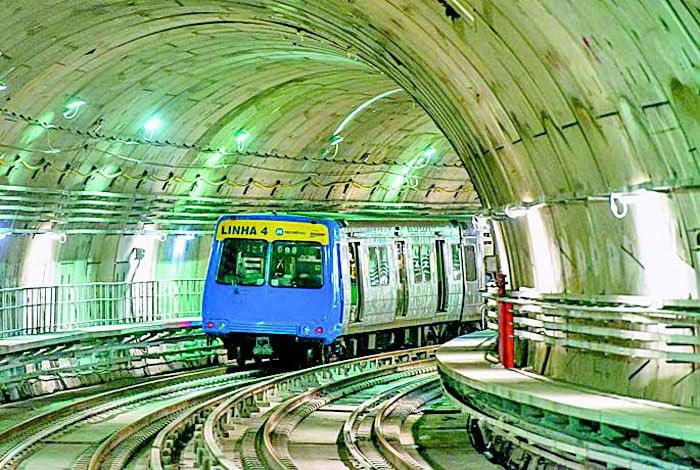 Extensão da Linha 4 do Jardim Oceânico para Terminal Alvorada pode ser criada
