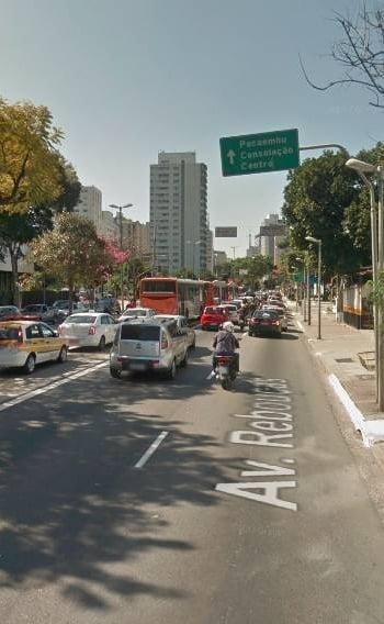 Avenida Rebouças: homem é morto após briga em posto de gasolina