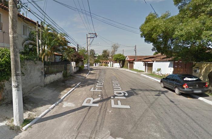 Crime ocorreu na Rua Frederico Malesherbes Figueiredo