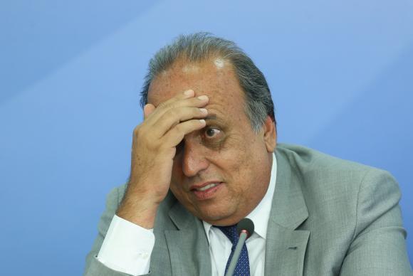 Ministro requisitou à força-tarefa da Lava Jato no Rio uma série de informações sobre o governo de Pezão