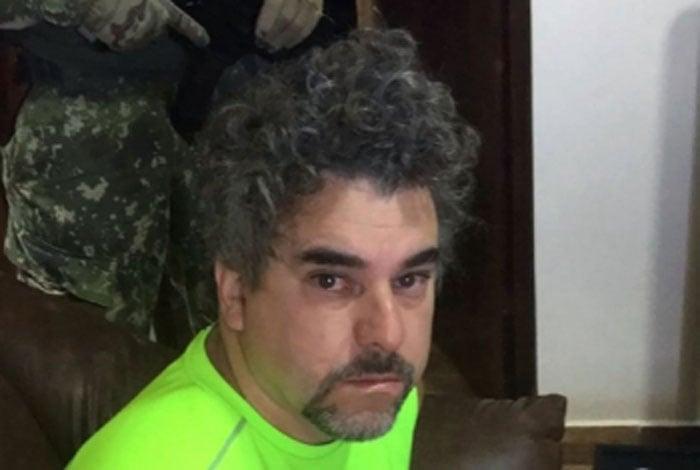 O traficante Marcelo Piloto foi expulso do Paraguai na última segunda-feira