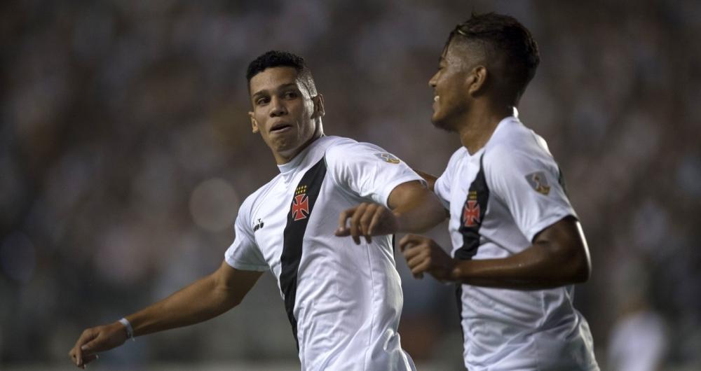 Paulinho foi eleito craque e revelação do Campeonato Carioca