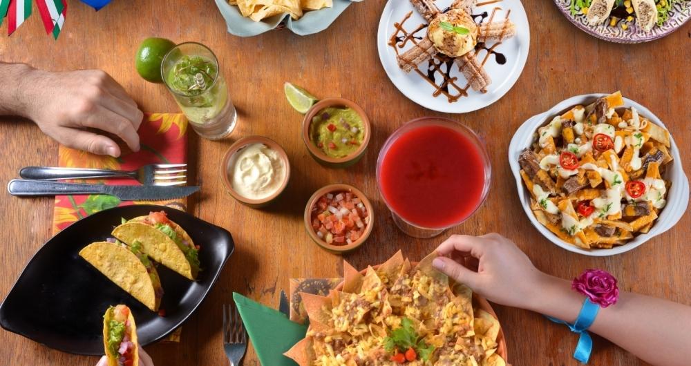 Restaurante oferece pratos t�picos e promo��o de bebidas