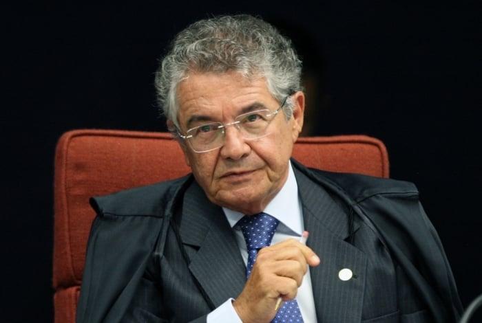 Ministro do STF, Marco Aurélio