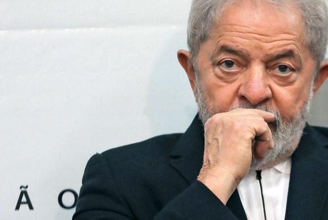 Ex-presidente foi condenado em duas instâncias por corrupção passiva e lavagem de dinheiro
