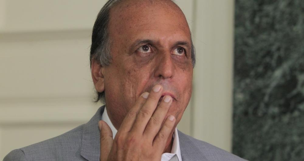 Pezão vai discutir em Brasília intervenção na segurança do estado