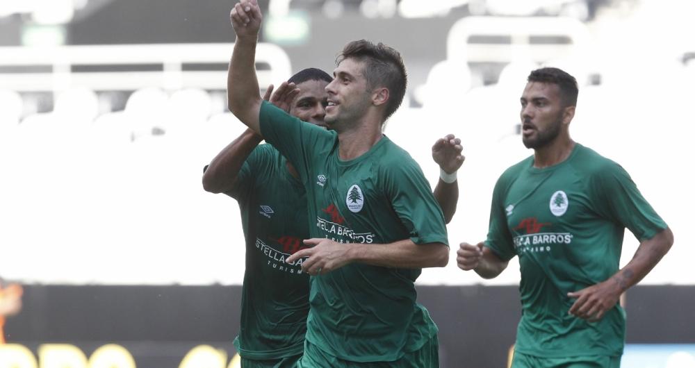 Boavista está na final da Taça Guanabara