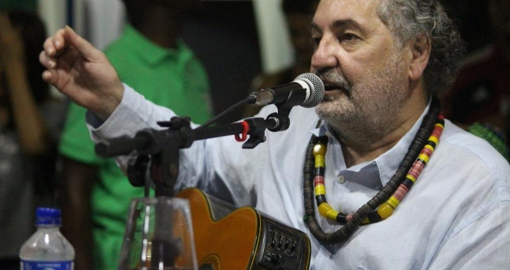 CasaBloco - roda de samba com Moacyr Luz