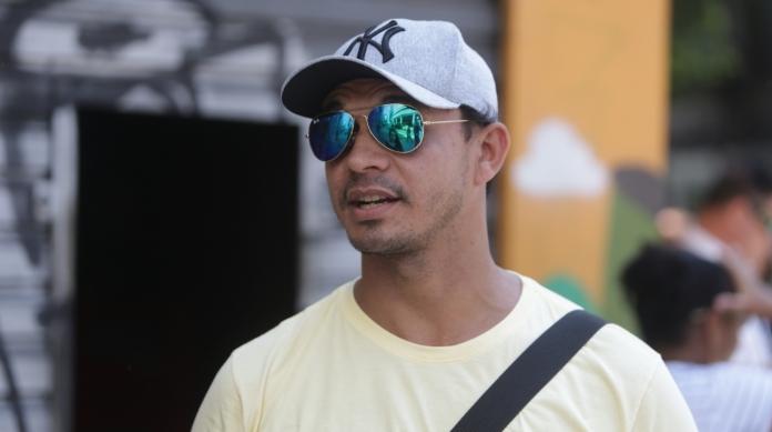 FELIPE PINHEIRO, 31, gerente de mercado, mora em Duque de Caxias.