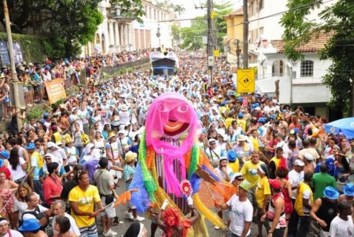 O bloco das Carmelitas, que sai nas ruas de Santa Teresa, integra a liga Sebastiana, que contesta algumas das regras anunciadas pela Riotur