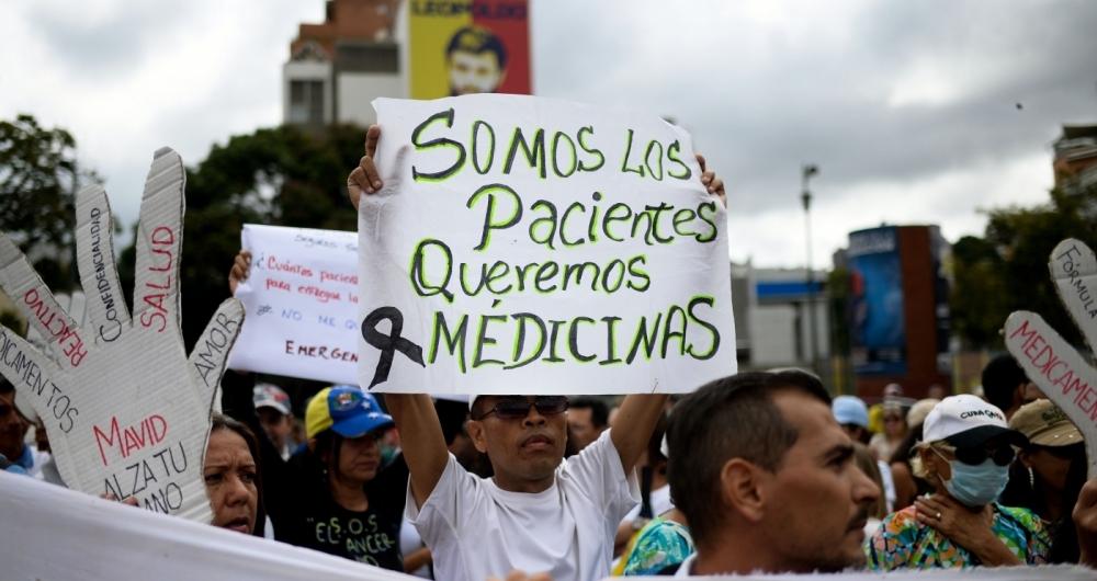 Crise na Sa�de venezuelana afeta cerca de 300 mil pessoas