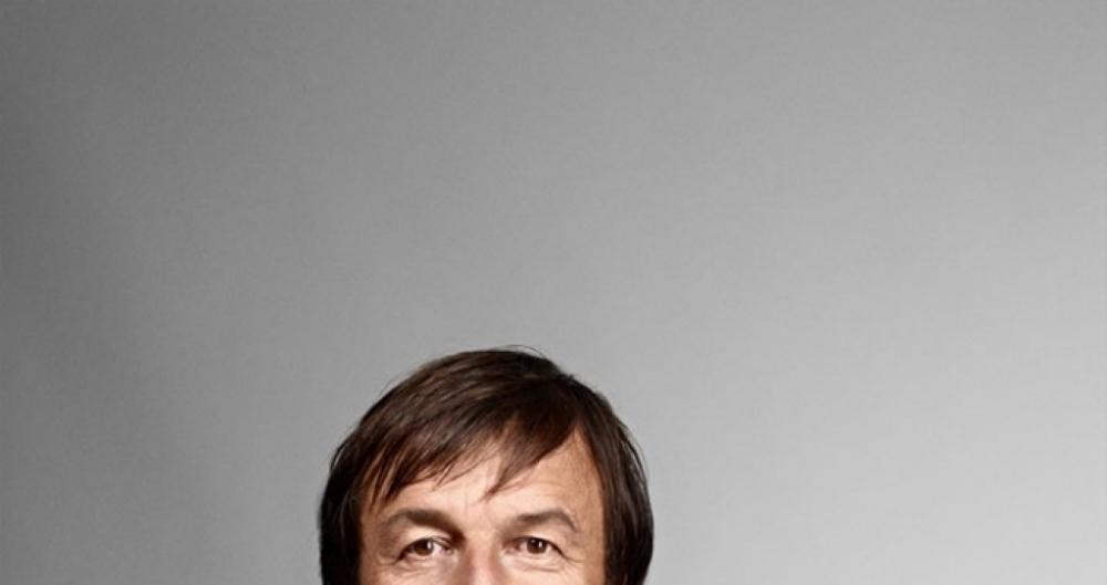 Ministro da Ecologia Nicolas Hulot