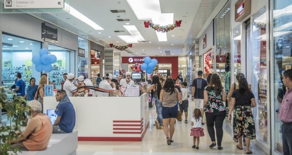 Setor varejista voltou a crescer ap�s sucess�veis quedas