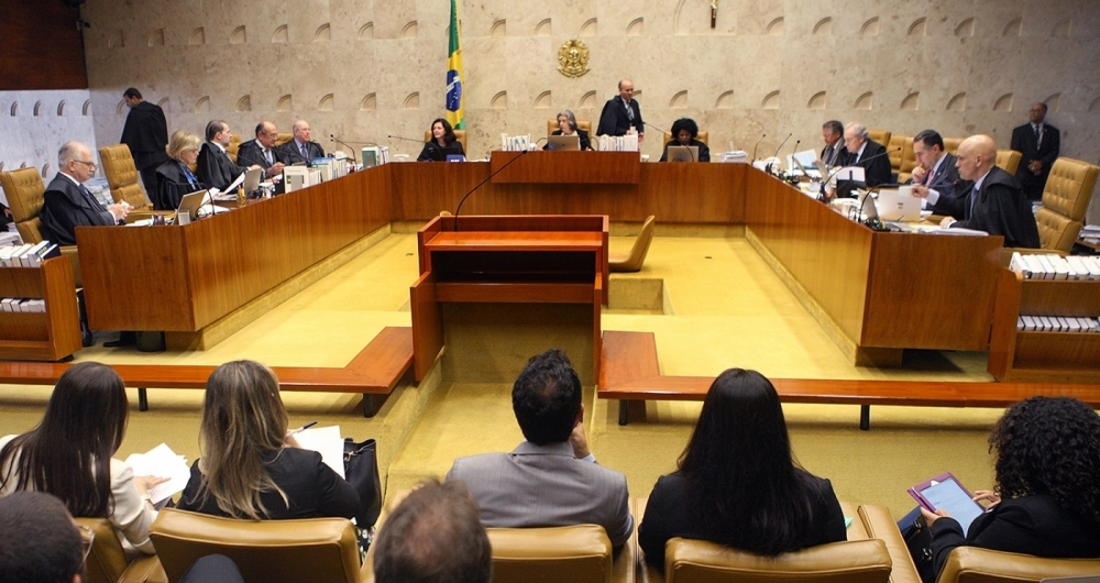 Plenário do Supremo