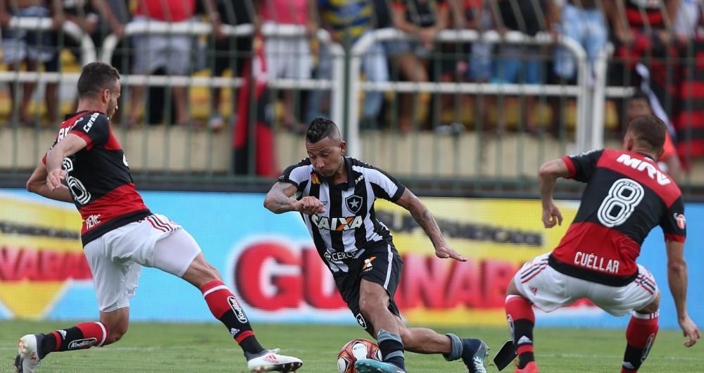51f5b5a6f2 Confira as notas dos jogadores do Botafogo na partida contra o ...