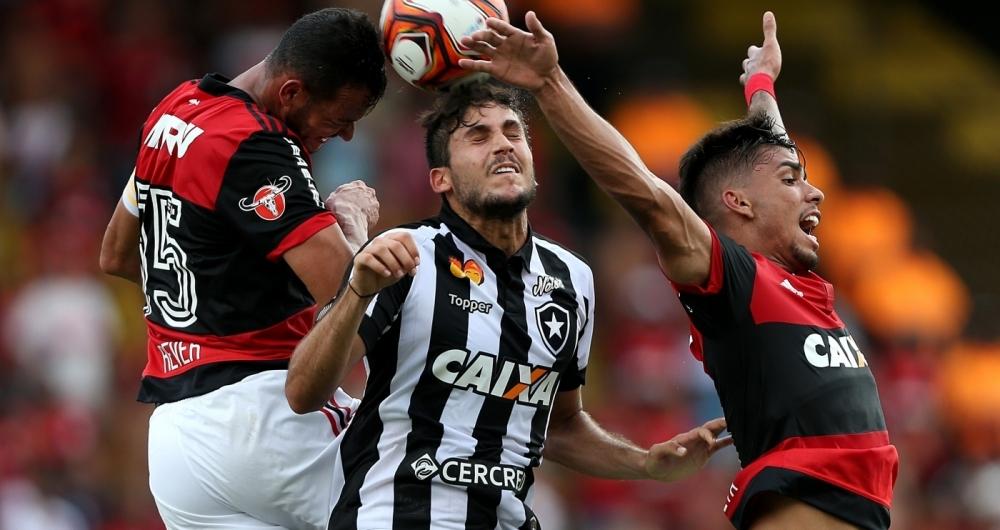 Flamengo e Botafogo voltam a se enfrentar