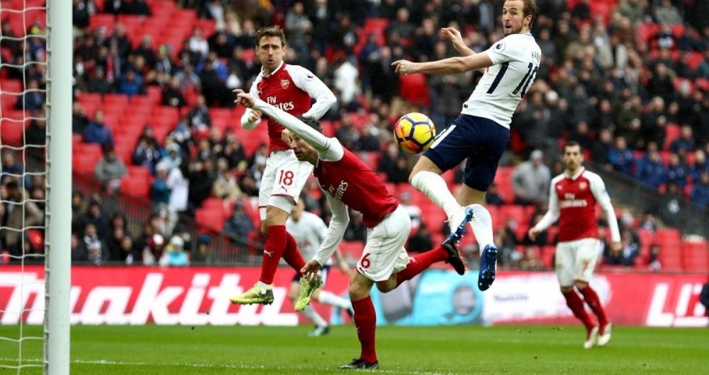 Kane é destaque do Tottenham