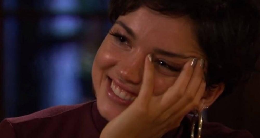 Rebekah Martinez no reality show 'The Bachelor'