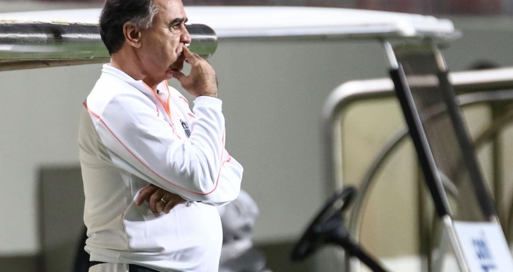 Marcelo também comandou Atlético-MG, Palmeiras e Coritiba