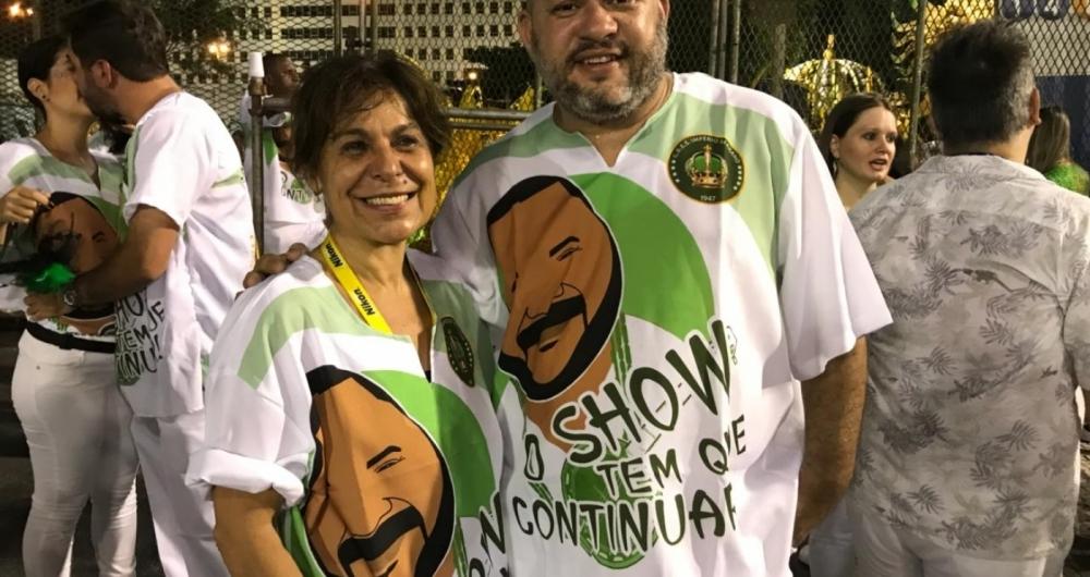 Cantor Arlindo Cruz será homenageado pelo Império Serrano