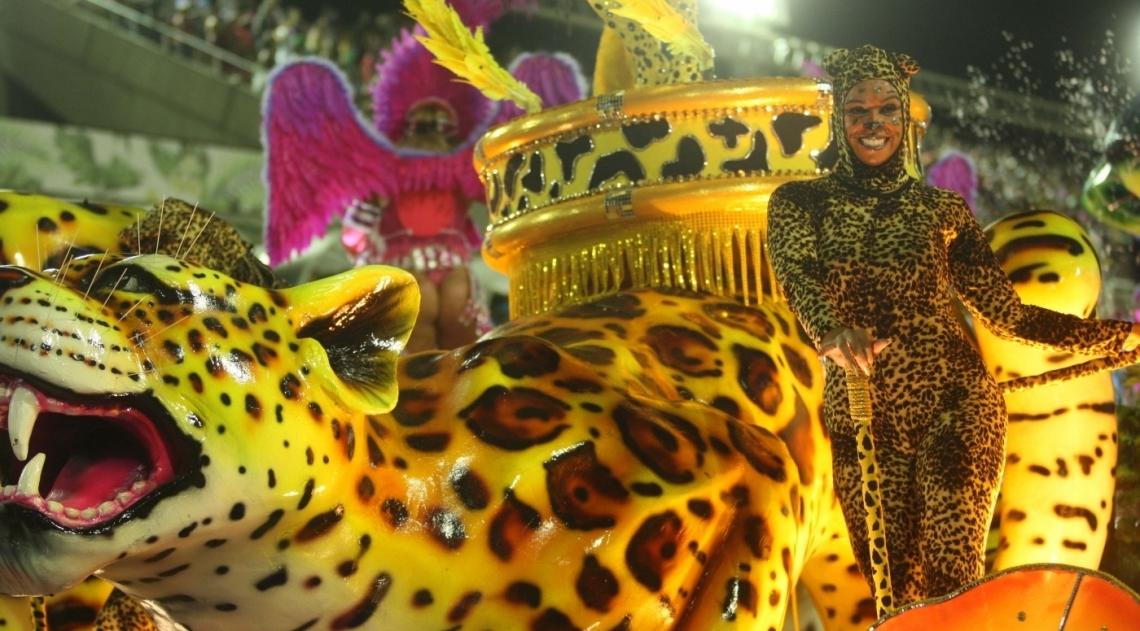 Carnaval 2018 - Desfile das Escolas do Grupo A na Marques de Sapuca�. G.R.E.S.Unidos de Padre Miguel