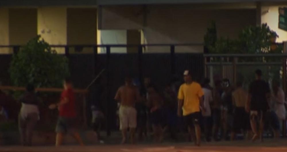 Grupo roubou turistas e moradores na Avenida Vieira Souto, em Ipanema