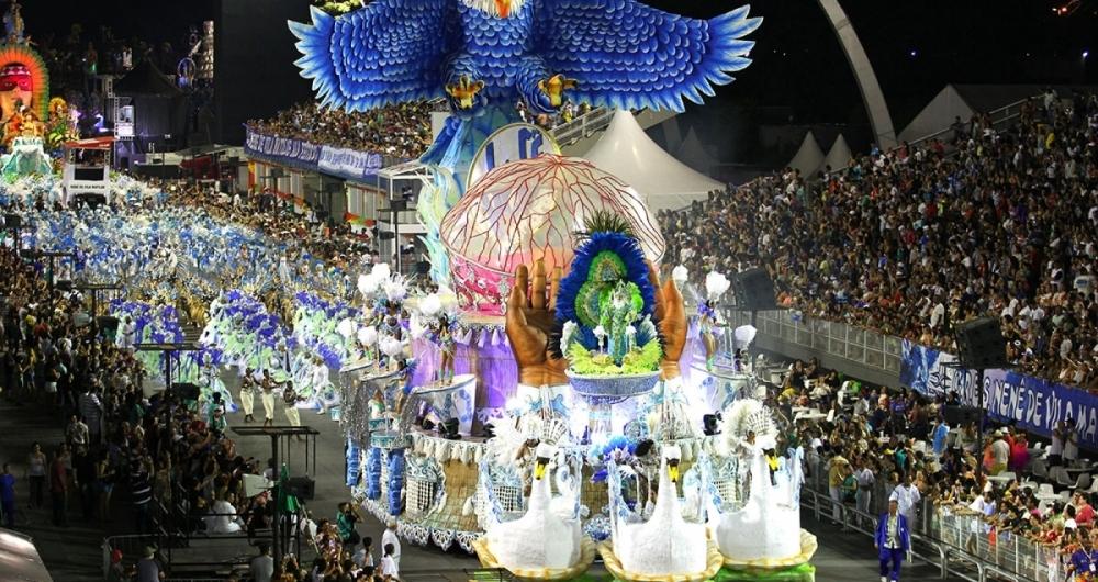 Nen� de Vila Matilde cantou a hist�ria de Iemanj� e sua influ�ncia em diversas manifesta��es de f� brasileiras