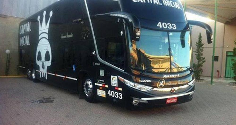 Ônibus da Capital Inicial