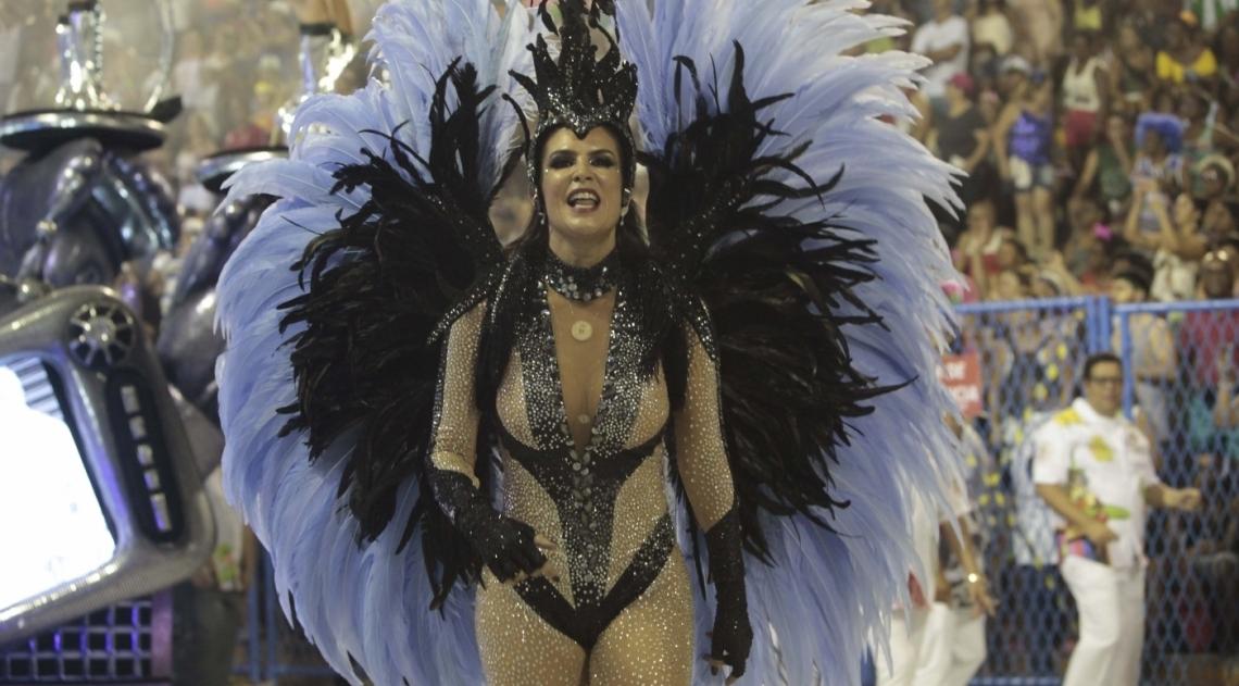 Grande Rio fez desfile bonito, mas pode perder pontos preciosos