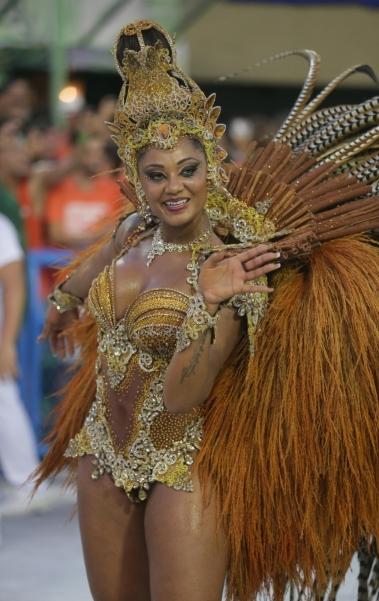 Carnaval 2018 - Desfile das Escolas de Samba do Grupo Especial na Marques de Sapuca�. G.R.E.S. Mocidade Independente de Padre Miguel