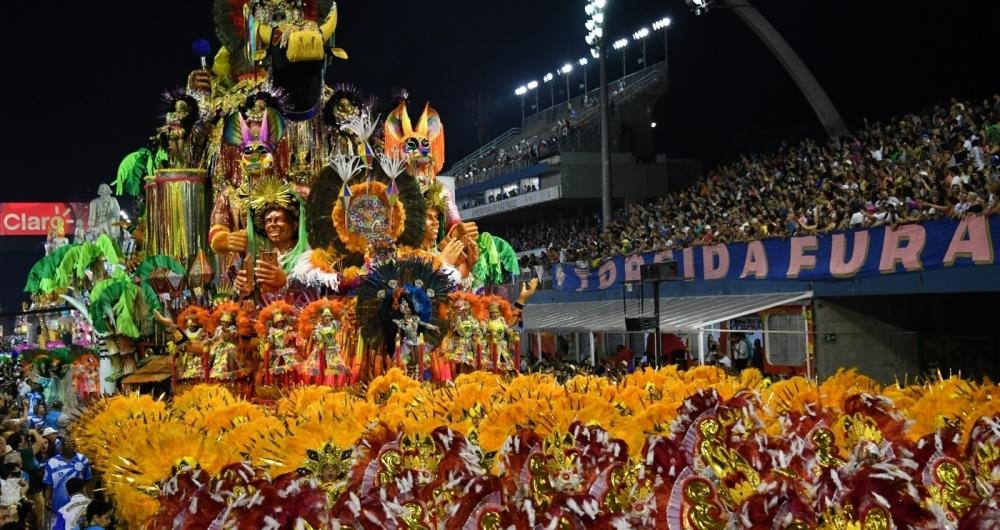 Bicampeã! Acadêmicos do Tatuapé vence Carnaval de São Paulo