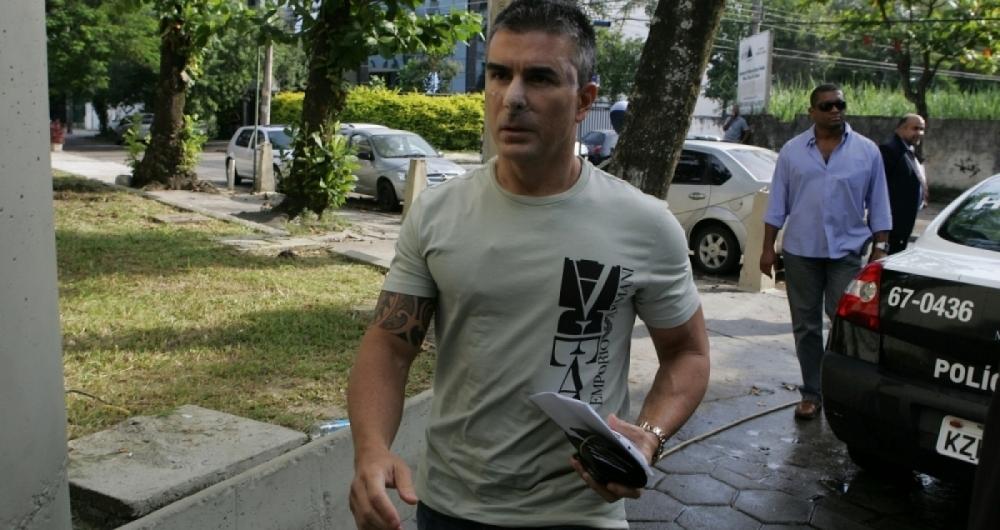 Andrade voltou � escola em 2014