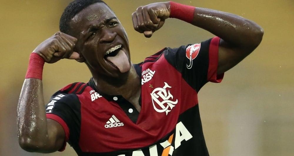 Comemoração de Vinícius Júnior, reeditando o chororô criado em 2008, motivou a crise com o Botafogo