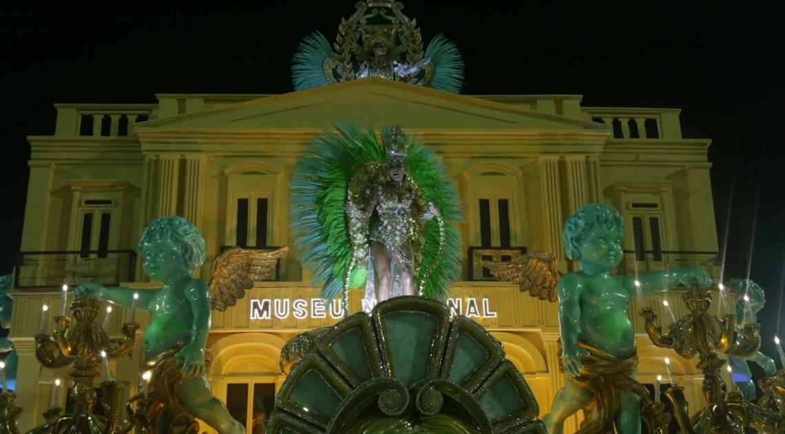 Imperatriz cantou os 200 anos do Museu Nacional