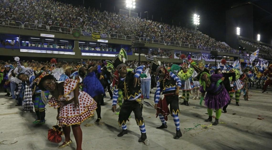 Carnaval 2018 - Desfile das Escolas de Samba do Grupo Especial na Avenida Marques de Sapucaí. G.R.E.S.  Beija Flor de Nilópolis
